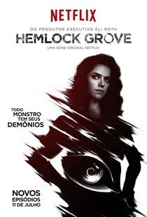 Hemlock Grove (2ª Temporada) - Poster / Capa / Cartaz - Oficial 3