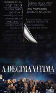 A Décima Vítima - Poster / Capa / Cartaz - Oficial 1