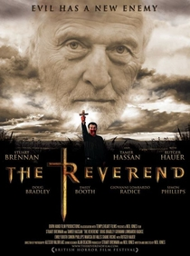 The Reverend - Poster / Capa / Cartaz - Oficial 1