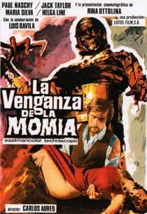 La Venganza de la Momia - Poster / Capa / Cartaz - Oficial 1