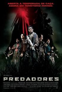 Predadores - Poster / Capa / Cartaz - Oficial 3
