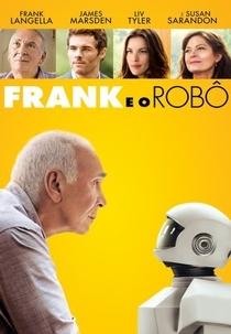 Frank e o Robô - Poster / Capa / Cartaz - Oficial 2