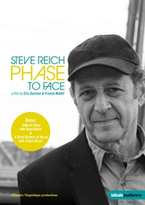 Steve Reich - Phase to Face - Poster / Capa / Cartaz - Oficial 1