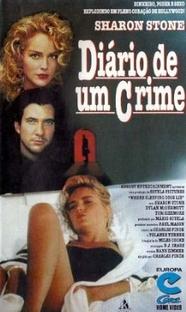 Diário de um Crime - Poster / Capa / Cartaz - Oficial 2