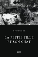 The Little Girl and Her Cat (La petite fille et son chat)