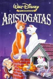 Aristogatas - Poster / Capa / Cartaz - Oficial 3