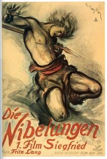 Os Nibelungos Parte 1 - A Morte de Siegfried - Poster / Capa / Cartaz - Oficial 2