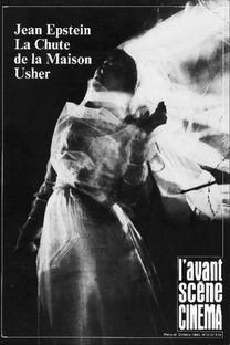 A Queda da Casa de Usher - Poster / Capa / Cartaz - Oficial 1