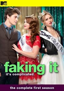 Faking It (1ª Temporada) - Poster / Capa / Cartaz - Oficial 1