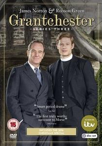 Grantchester (3ª Temporada) - Poster / Capa / Cartaz - Oficial 2