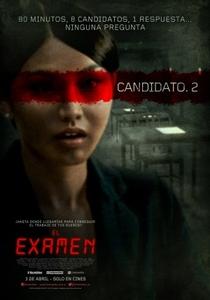 Exame - Poster / Capa / Cartaz - Oficial 9