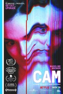 Cam - Poster / Capa / Cartaz - Oficial 1