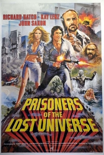 Prisoners of the Lost Universe - Poster / Capa / Cartaz - Oficial 1