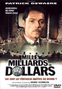 Mille milliards de dollars  - Poster / Capa / Cartaz - Oficial 1