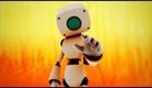 O menino e o robô