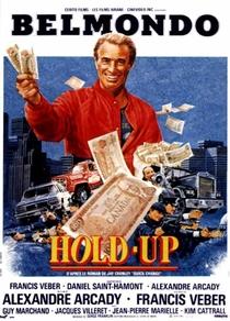 Hold-Up - Poster / Capa / Cartaz - Oficial 1