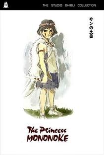 Princesa Mononoke - Poster / Capa / Cartaz - Oficial 32