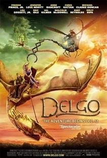 Delgo - Poster / Capa / Cartaz - Oficial 2