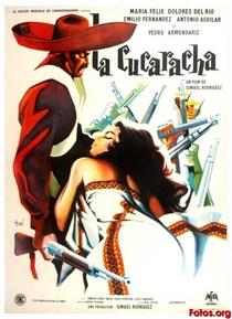 La Cucaracha - Poster / Capa / Cartaz - Oficial 1