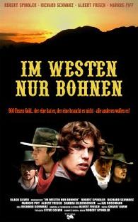 No Oeste, Só Feijões - Poster / Capa / Cartaz - Oficial 1