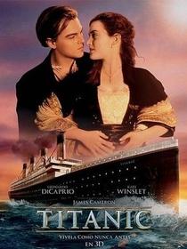 Titanic - Poster / Capa / Cartaz - Oficial 14