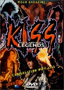 KISS Rock and Roll Legends: A Conversation with KISS  - Poster / Capa / Cartaz - Oficial 1