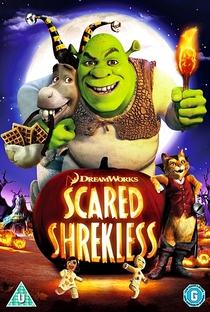 O Susto de Shrek - Poster / Capa / Cartaz - Oficial 3