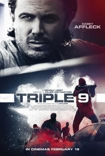 Triple 9: Polícia em Poder da Máfia - Poster / Capa / Cartaz - Oficial 7