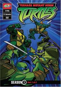 As Tartarugas Mutantes Ninja (1ª Temporada) - Poster / Capa / Cartaz - Oficial 1