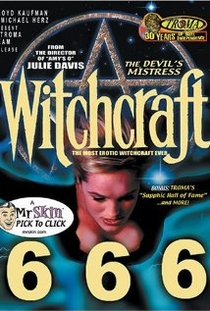 Witchcraft 666: The Devil's Mistress - Poster / Capa / Cartaz - Oficial 1