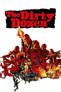 Os Doze Condenados - Poster / Capa / Cartaz - Oficial 3