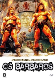 Os Bárbaros - Poster / Capa / Cartaz - Oficial 2