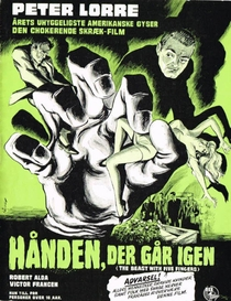 Os Dedos da Morte - Poster / Capa / Cartaz - Oficial 2
