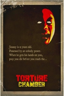 Torture Chamber - Poster / Capa / Cartaz - Oficial 1