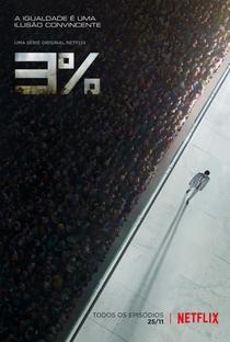 3% (1ª Temporada) - Poster / Capa / Cartaz - Oficial 1