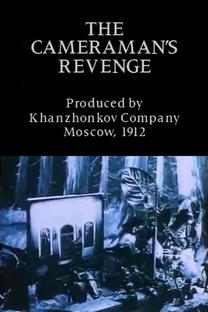 The Cameraman's Revenge - Poster / Capa / Cartaz - Oficial 1