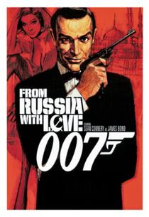 Moscou Contra 007 - Poster / Capa / Cartaz - Oficial 6