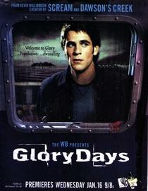 Glory Days (1ª Temporada) - Poster / Capa / Cartaz - Oficial 1