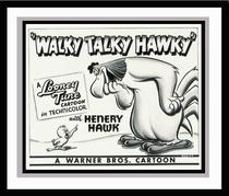 Walky Talky Hawky - Poster / Capa / Cartaz - Oficial 1