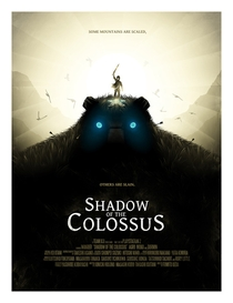 Shadow of the Colossus - Poster / Capa / Cartaz - Oficial 1