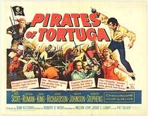 Os Piratas de Tortuga - Poster / Capa / Cartaz - Oficial 1