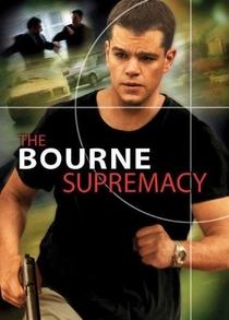 A Supremacia Bourne - Poster / Capa / Cartaz - Oficial 3