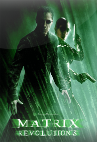 Matrix Revolutions - Poster / Capa / Cartaz - Oficial 5