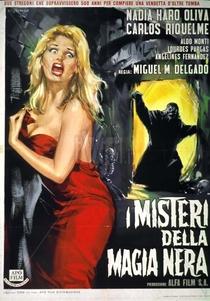 Misterios de la magia negra - Poster / Capa / Cartaz - Oficial 1