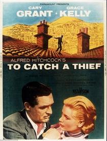 Ladrão de Casaca - Poster / Capa / Cartaz - Oficial 5