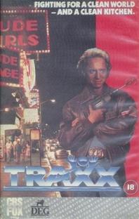 Traxx - Um Mercenário do Barulho - Poster / Capa / Cartaz - Oficial 2