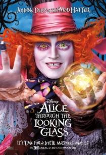 Alice Através do Espelho - Poster / Capa / Cartaz - Oficial 22