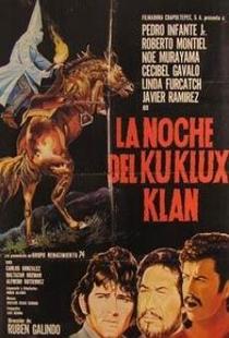 La noche del Ku-Klux-Klan - Poster / Capa / Cartaz - Oficial 1