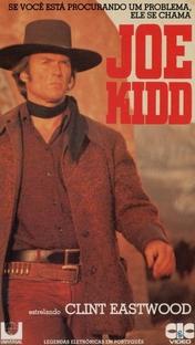 Joe Kidd - Poster / Capa / Cartaz - Oficial 3