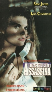 Obsessão Assassina - Poster / Capa / Cartaz - Oficial 2
